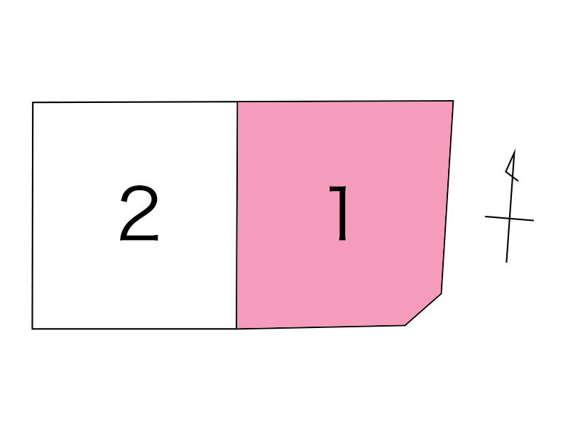 吉敷佐畑5分譲地 - 1号
