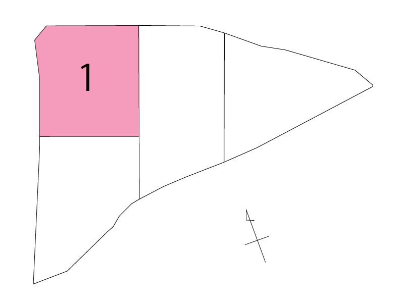 矢田北2分譲地 - 1号地