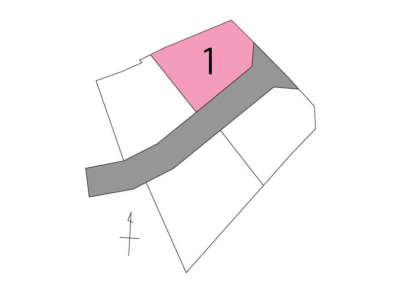矢田北3分譲地 - 1号地
